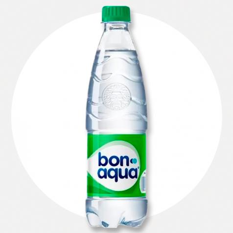 Напій BonAqua 0.5 л. слаб. газ.