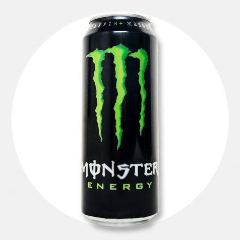 Напій Monster 0,355 л.