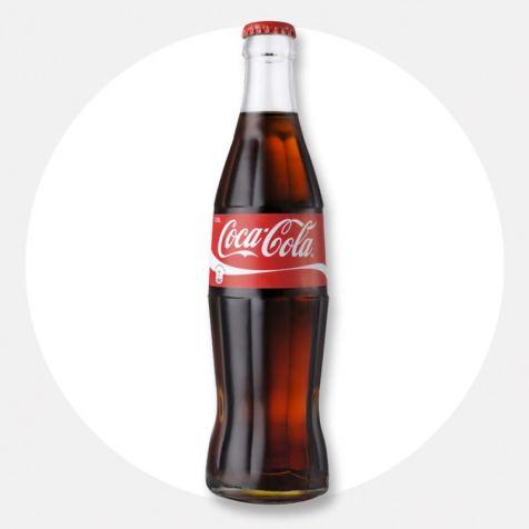 Напій Coca-Cola 0.25 л. у склі